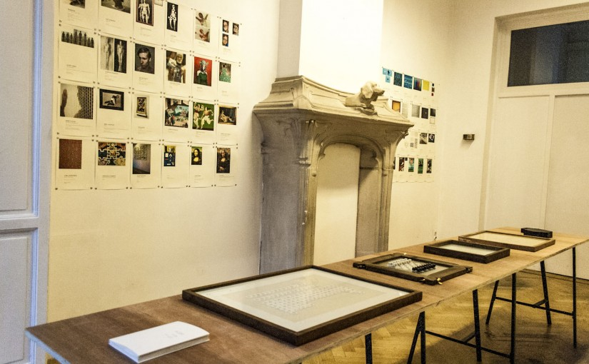 Exposition au Clovis XV / Bruxelles, 13 au 28 février 2015.