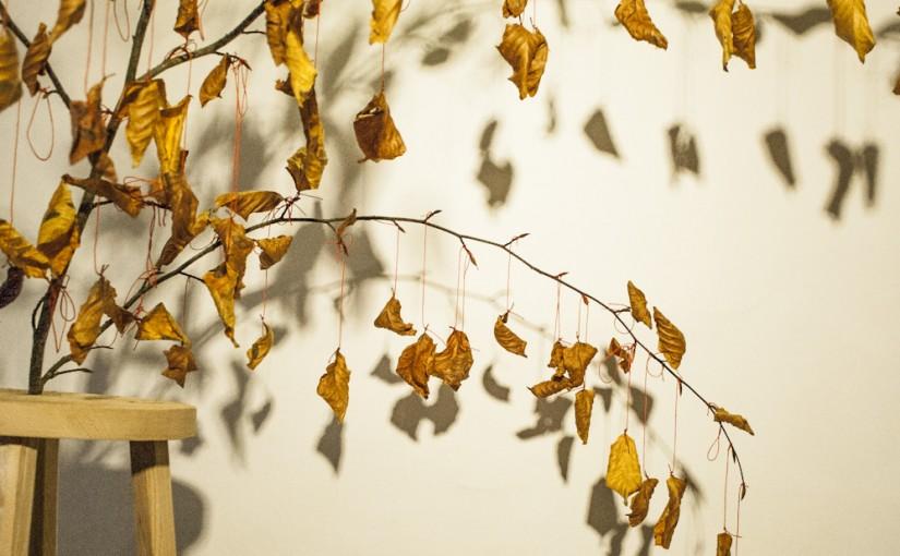 Automne, Les feuilles de l'être